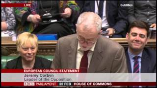 Tory MP heckles Jeremy Corbyn: 'Who are you?' thumbnail