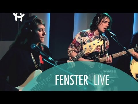 Fenster LIVE Session