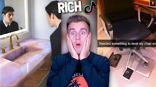 RIDICULOUS Rich Kids On TIK TOK..