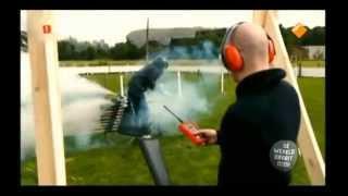 Vuurwerk in Geubels en de idioten - Er kan niks gebeuren. Klaar?!
