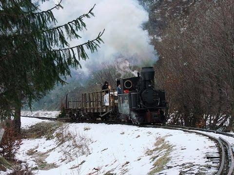 Wassertalbahn Februar 2013
