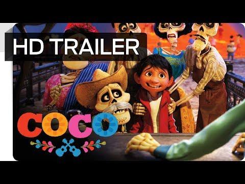 COCO – offizieller Trailer (deutsch/german) | Disney•Pixar HD