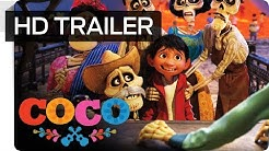 COCO – offizieller Trailer (deutsch/german) | Disney•Pixar HD
