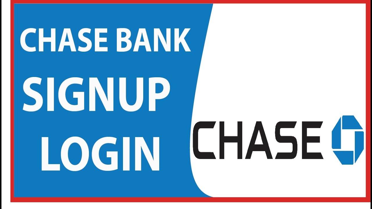 Chase Bank Online Chase Bank Login Sign Up 2020 Chase Com Login Youtube