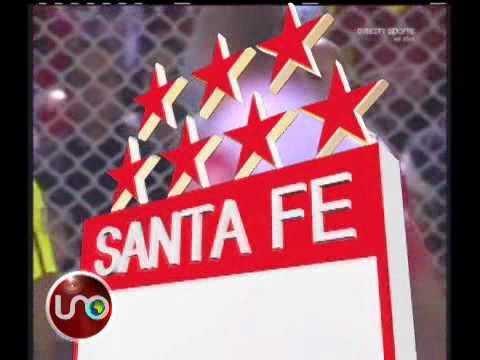 Los cinco mejores goles de Santa Fe