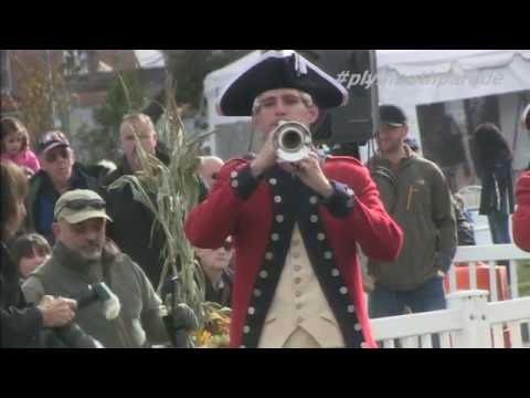 Plymouth Thanksgiving Parade 2017