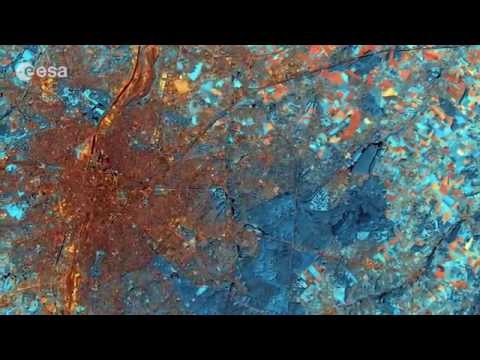 Earth from Space: Brussels - Belgium's capital #Esa