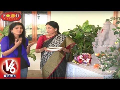 Healthy Food Recipes | Navaratna Laddu | Food Corner | V6 News