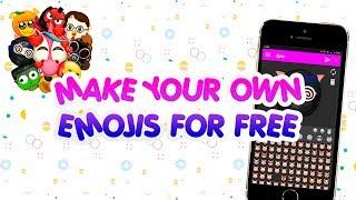 😜Emoji Maker: Create Stickers😎Smileys & Emojis 🆓