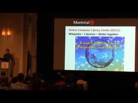 Wikipédia, les bibliothèques publiques et Montréal