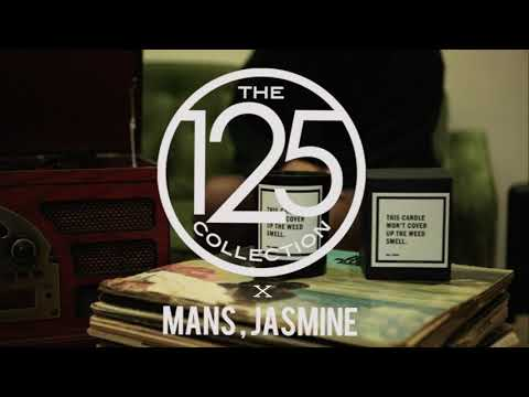 THE 125 COLLECTION X JASMINE MANS COLLABORATION VIDEO
