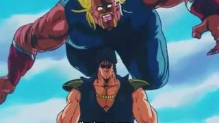 "I do NOT own the rights to anything affiliated with ""Hokuto no Ken/..."