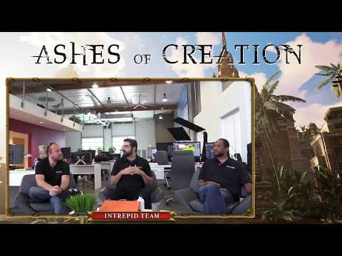Ashes of Creation - LiveStream 6/30/17