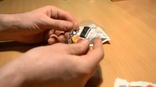 Розпакування флешки Silicon Power 16GB Touch T01 від Rozetka.UA