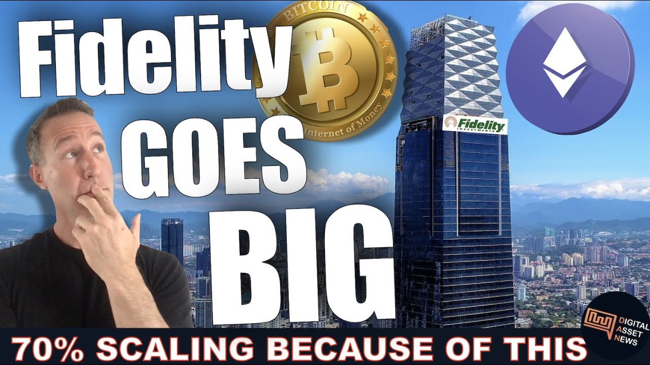 Fidelity Digital to Expand Staff by 70% on Strong Crypto Demand