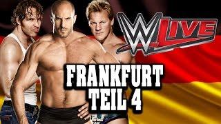 WWE LIVE Tour in Frankfurt - 15.11.2014 mit Tim Wiese, Sebastian Hackl [Teil 4/4]