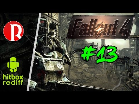 Fallout 4 - L'armurerie du château - #13