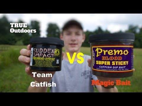 Sudden Impact VS. Premo Blood Dip Baits | Comparison & Review