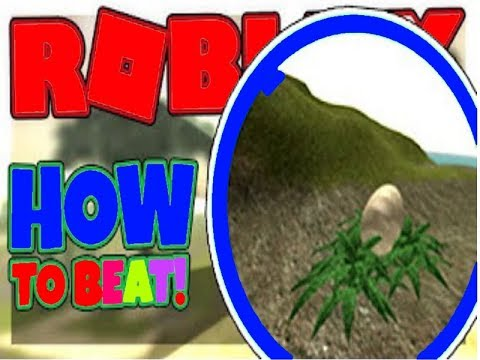 How To Complete The Egg Quest Roblox Jurassic Tycoon Youtube