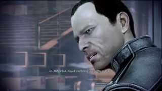 Mass Effect 3: Gavin Archer talks about Project Overlord then commits suicide