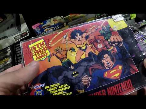 2017 Rhode Island Comic-Con Live Retro Video Game & Toy Hunting
