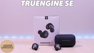 SoundPEATS Truengine SE - Dual Dynamic Driver Earbuds (Music & Mic Samples)