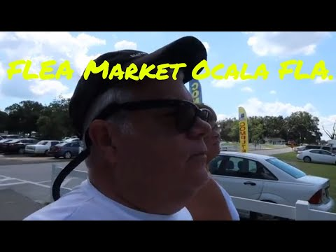 Ocala's Largest Marion Flea Market Ocala Florida