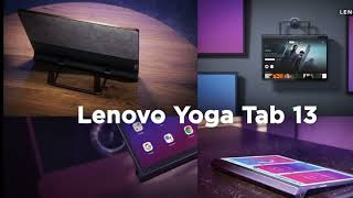 Lenovo Yoga Tab 11 & 13 Tablets are Now Official full Reveal MWC 2021