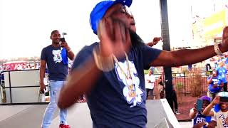 Focused Eye Films presents:  FREEWAY performing from XFINITY live   for the 76ers Playoff Pep Rally