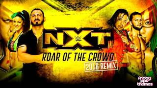 2016 wwe nxt official theme song roar of the crowd 2016 remix download link