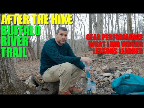 After The Hike - My WORST Overnight Backpacking Trip Examined!