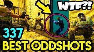 KNOCK-KNOCK.. SURPRISE ! - CS:GO BEST ODDSHOTS #337