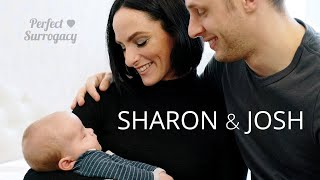 Sharon and Josh. Australian Couple shares their experience of their Surrogacy Program in Ukraine