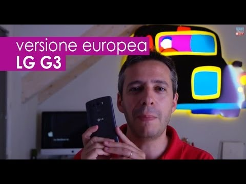 LG G3 le considerazioni sul modello Italiano di HDblog