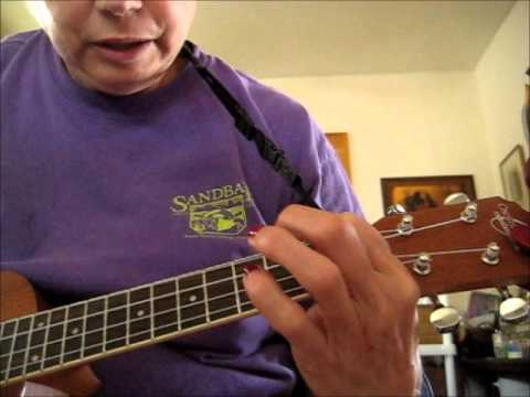 Happy Trails (To You) in C with ukulele chords