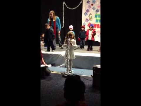 Village Montessori Center Winter Peace Program - Jocelyn Ellison
