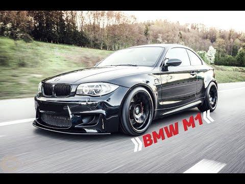 Смотреть BMW 1M E82 COUPE ALL BLACK | CAR SELECTION | CAR PORN онлайн