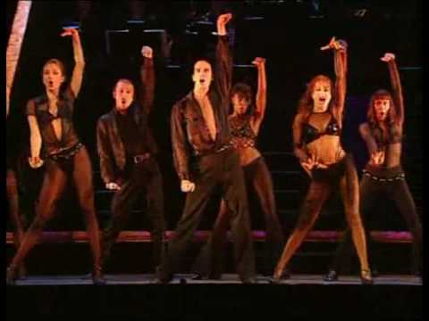 Chicago the Musical (London) - Production Footage