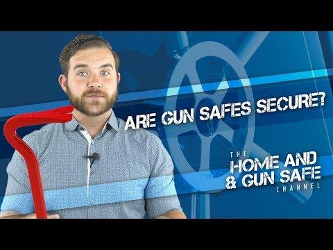 Are Gun Safes Secure?