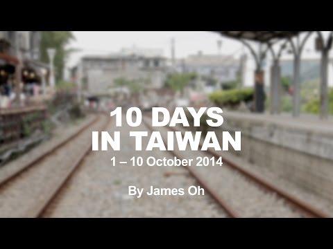 10 Days in Taiwan - Day 2