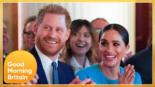 Harry and Meghan Repay the Millions for Frogmore Cottage but Why Keep Their Titles? | GMB