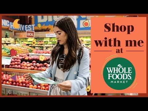 What I Buy at Whole Foods!