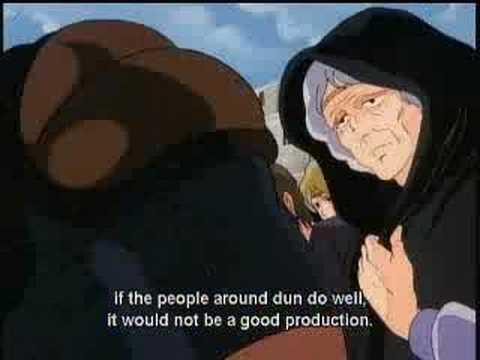 Mamoru Oshii  about Dallos 2