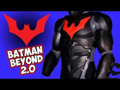Batman Beyond v2.0 Cosplay Costume