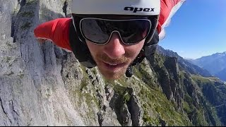 Project: Flight    Wingsuit Skydiving & Base Jumping