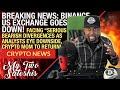 BITCOIN BREAKOUT?!  Altcoin Boom Coming Soon?  Altcoins On Binance & BitMEX