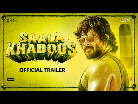 Saala Khadoos Official Trailer