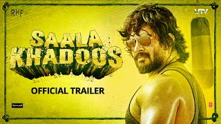 Saala Khadoos Official Trailer | Releasing Jan. 29