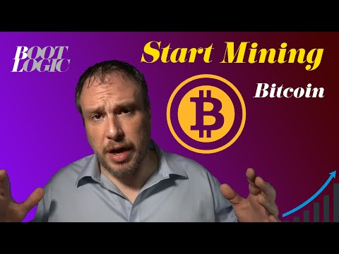 Start Mining Bitcoin For Under $200 Dollars.  A Complete Setup Guide For Beginners.
