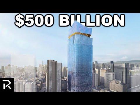 Inside Japan's Tallest Skyscraper
